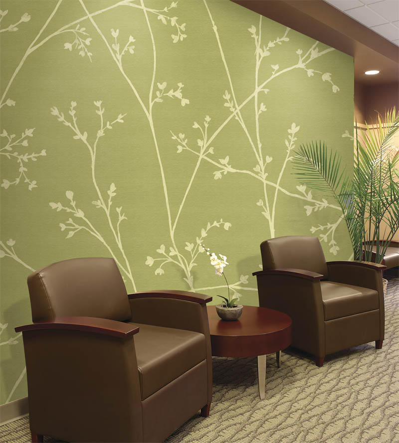 The Great Vine English Ivy Level Digital Wallcoverings